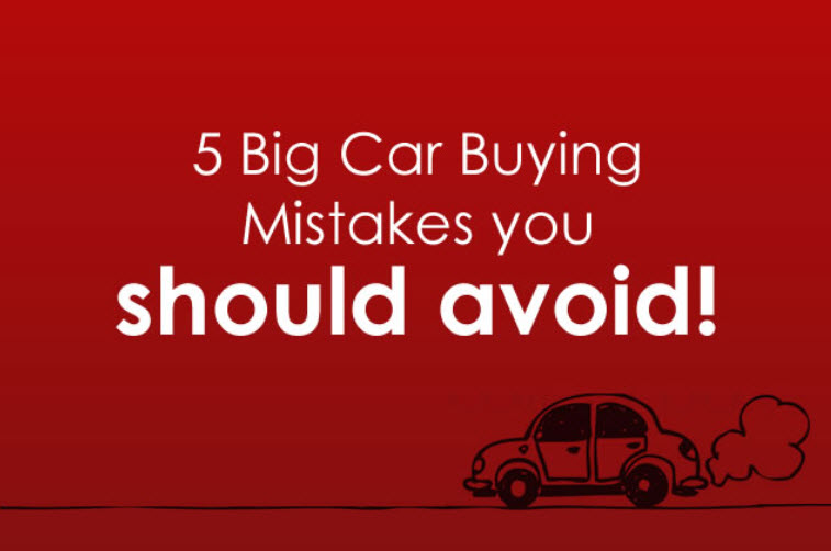 Luxury Vehicle: 5 Big Car Buying Mistakes You Should Avoid!