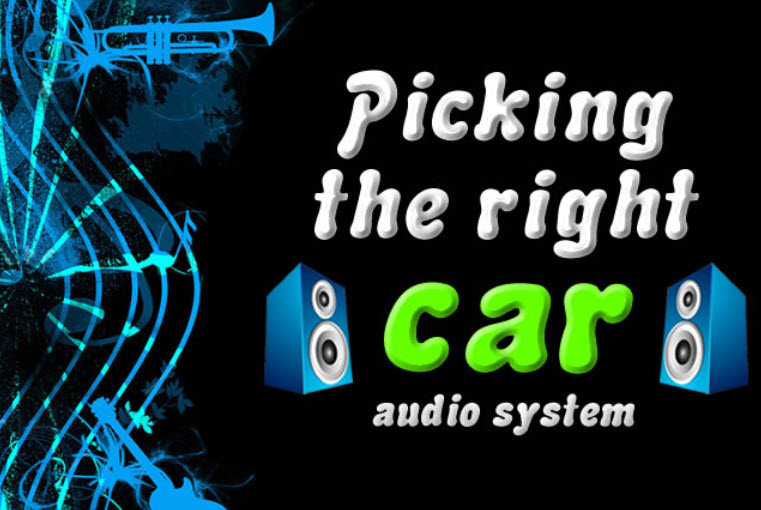 Chose Right Car Audio System