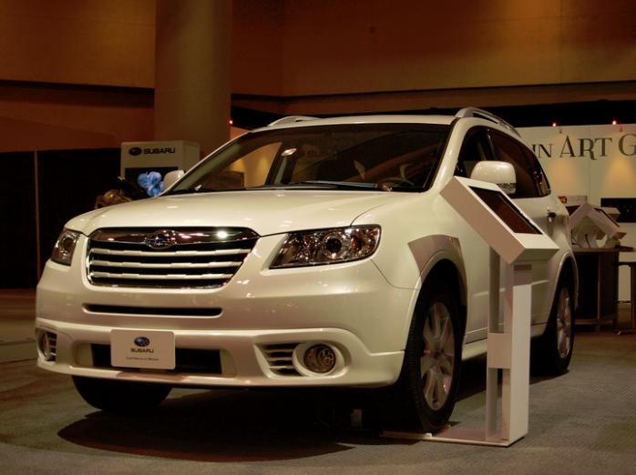 2015 Subaru Tribeca