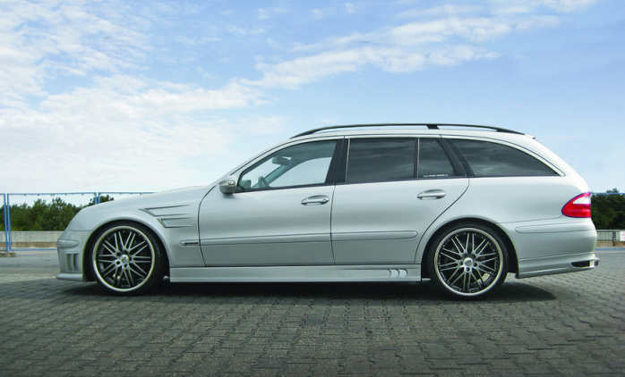 Mercedes-Benz E-Class SedanWagon 4Matic